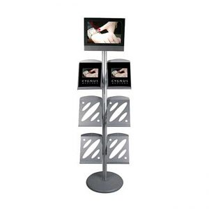Exhibition Literature Stand Holder