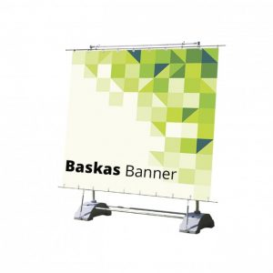 Single Double Display Banner