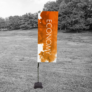 Economy Outdoor Flag