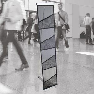 Fabric Literature Stand