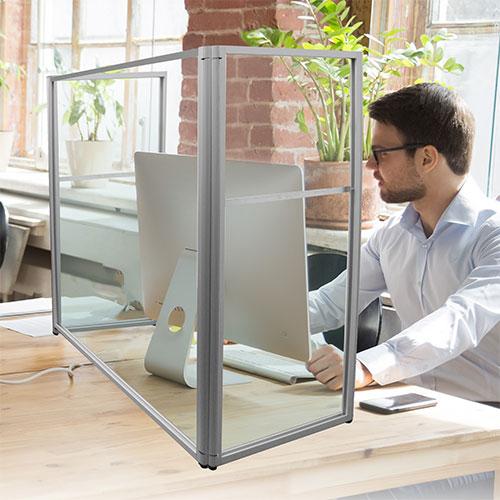 desk screen shields