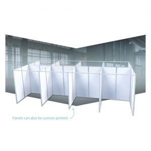Council COVID Vaccination Booths